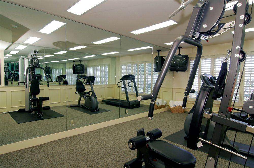 anaheim hotel with fitness center